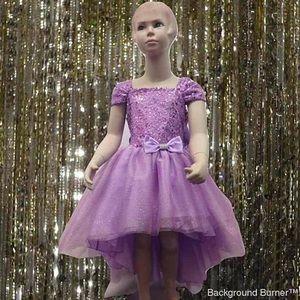Other - Formal Sequin lavender dress